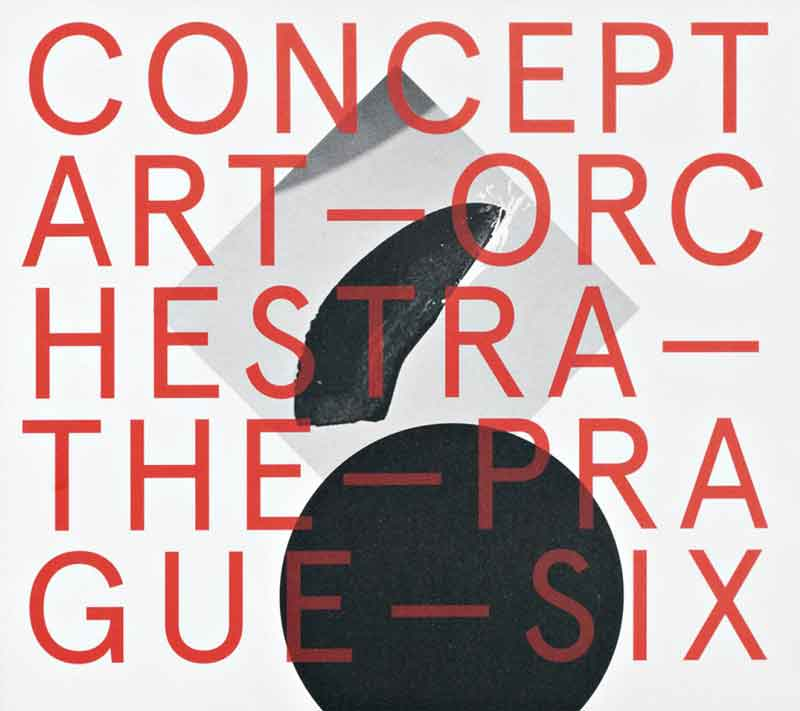 Album cover — Concept Art Orchestra — Prague Six